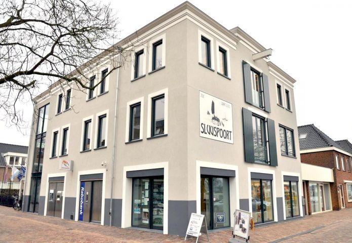 Sluuspoort/Museum Schoonewelle weer open