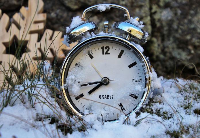 Winterfair van uur tot uur